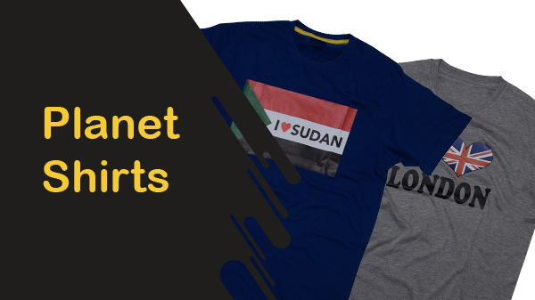 Planet Shirts